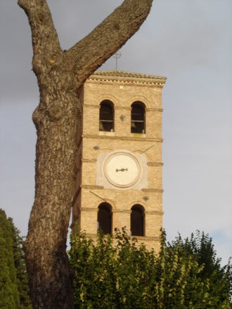 Campanile della basilica di San Lorenzo