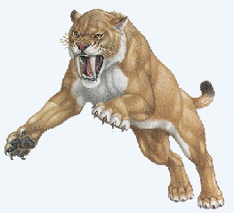 smilodon