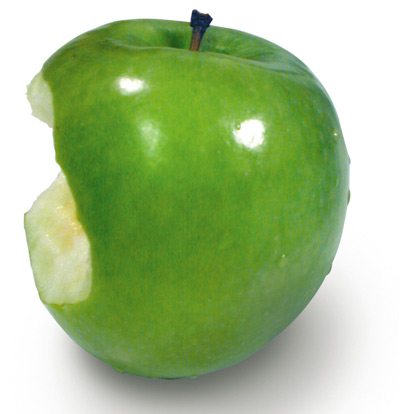 Apple logo (fac-simile)