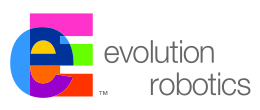 Evolution Robotics (logo)