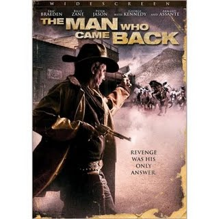 The man who came back (film poster)