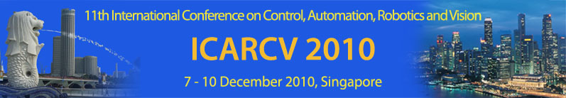ICARCV 2010 (logo)