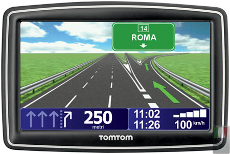 TomTom XXL IQ Routes (Europe)