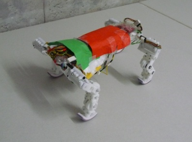 Locomorph EU Project - Robot #1