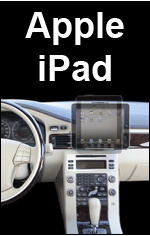 Brodit - Car holder for the Apple iPad